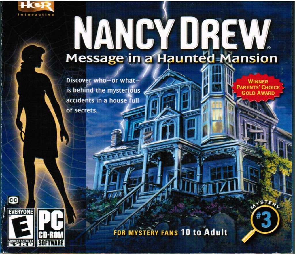 Message in a Haunted Mansion (2000) | Anna's Blog
